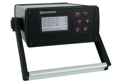Przenośny analizator biogazu DP-27