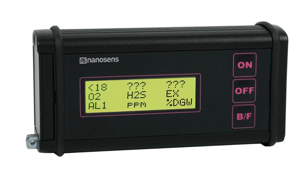 Detektor gazów DP30 KAN