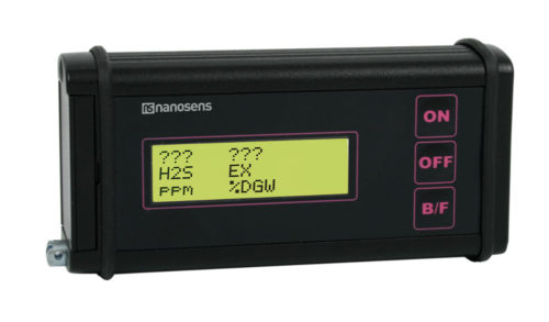 Detektor gazów DP30 miniKAN