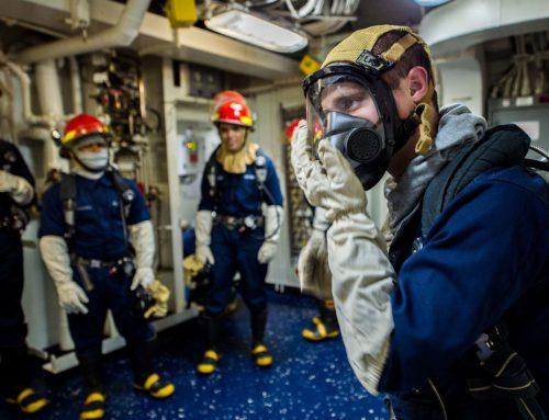Zagrożenia pochodzące od gazów – gazy toksyczne